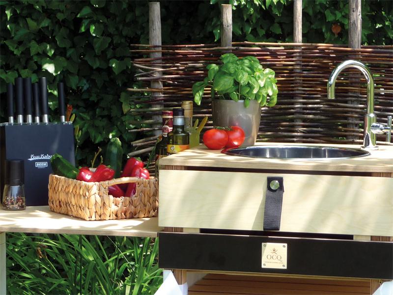 Outdoor Küche Genehmigung : Trend freiluftküchen: richtig planen und einrichten bauen.de