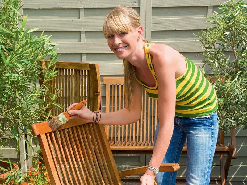 Sicherheit Vor Wind Und Wetter Holzschutz Im Aussenbereich