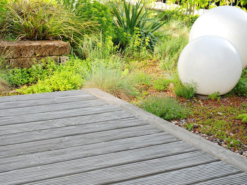 Kleiner Garten Große Wirkung Bauende