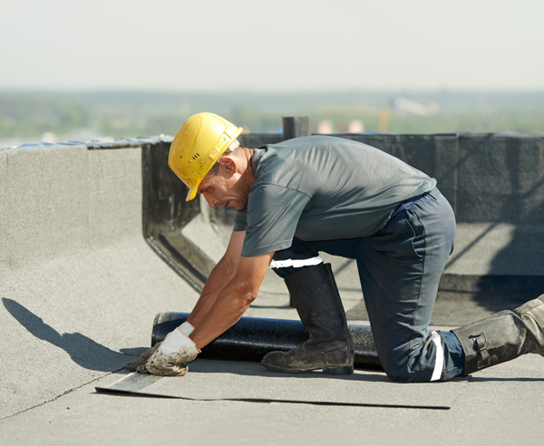 Gut gemocht Flachdachaufbau und Dachisolierung - bauen.de BS06
