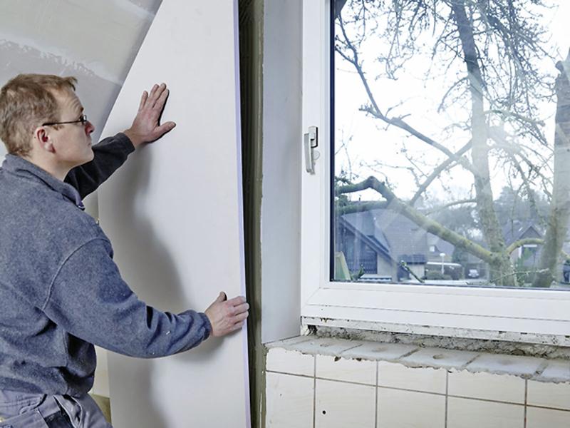 Innendammung Mit Kalziumsilikatplatten So Geht S Bauen De