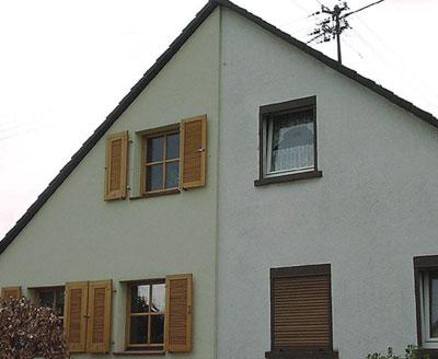wandd mmung schutzh lle f rs eigenheim. Black Bedroom Furniture Sets. Home Design Ideas