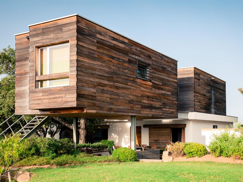 Fassadenvarianten Holz Klinker Putz Co Bauen De