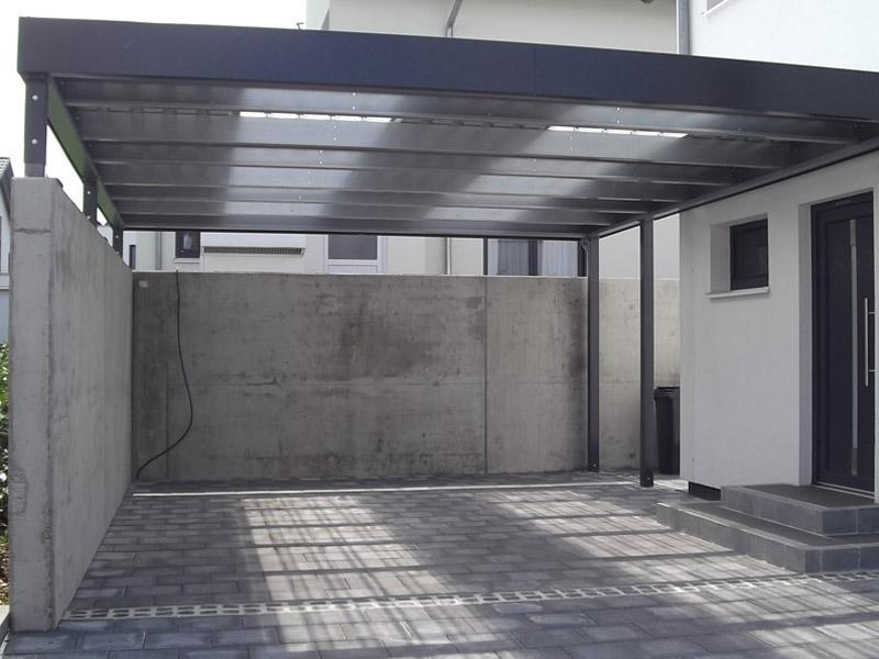 doppelcarport die preiswerte garagen alternative. Black Bedroom Furniture Sets. Home Design Ideas