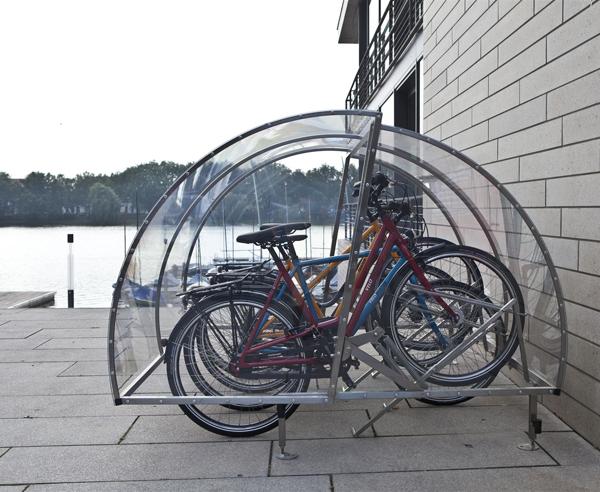 fahrradgarage cleverer stellplatz f r den drahtesel. Black Bedroom Furniture Sets. Home Design Ideas