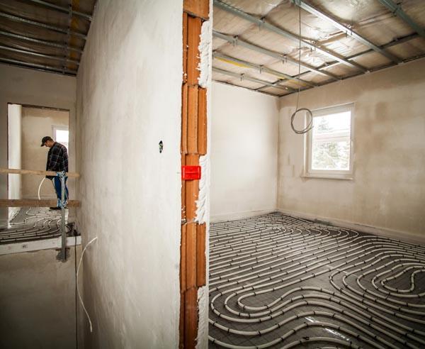 Fußboden Zu Kalt ~ Fußbodenheizung keine kalten füße bauen