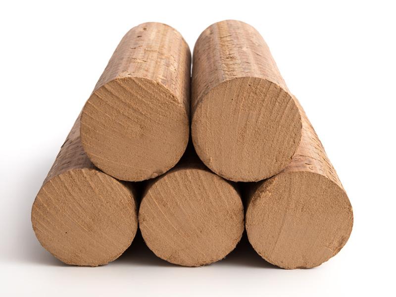Heizen Mit Holz Bauende