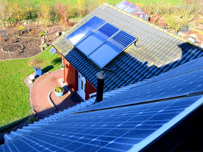 solarthermie mit solaranlagen heizen und warmwasser erzeugen. Black Bedroom Furniture Sets. Home Design Ideas