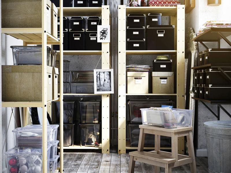 Kellerschrank selber bauen  ▷ Trocken und sauber im Keller lagern ▷ Tipps & Tricks - bauen.de