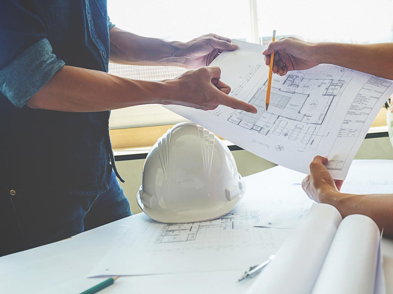 Angebot Bauvertrag Durchblick Im Rechtsdschungel Bauende