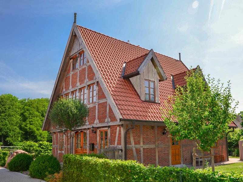Fachwerkhaus - altbewährte Konstruktion