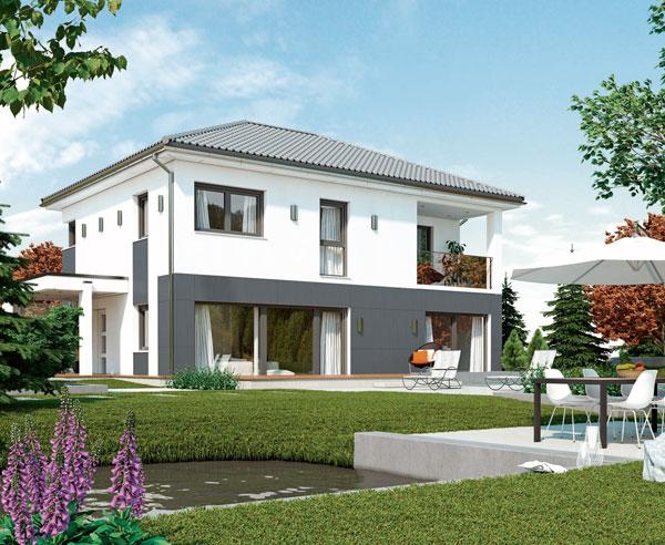 kfw effizienzhaus 40 bauen f r die zukunft. Black Bedroom Furniture Sets. Home Design Ideas