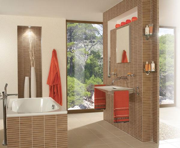 feuchtraumplatten traumbad einfach selbst gestalten. Black Bedroom Furniture Sets. Home Design Ideas