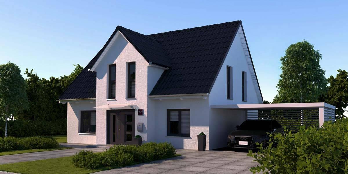 EWA-HAUSBAU - Landhaus Altmark