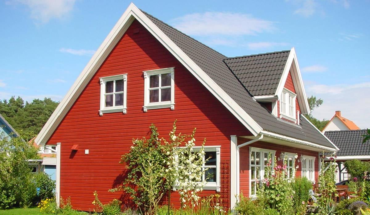 Zum Musterhaus Axel von AKOST Hausbau